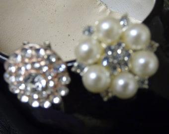 Stunning Wedding Shoe Clippetts