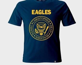 T-shirt Eagles (Ramones)
