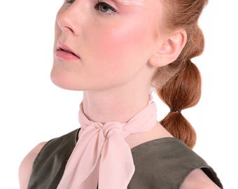 Blush Pink Neckerchief