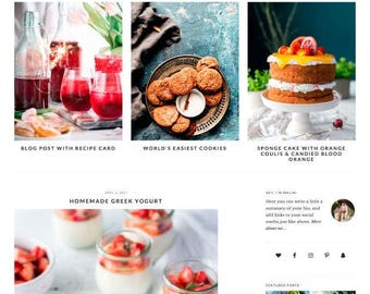 Free Wordpress website - Brunch Wordpress theme included