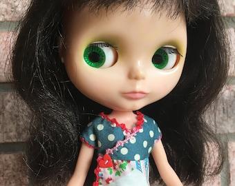 Vintage Kenner Blythe Doll - Excellent Condition - Brunette - 1972 Original