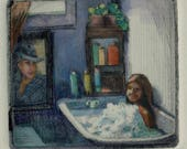 Bubble Bath Art Mini Dryp...