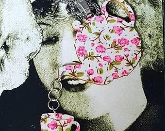 Vintage Teatime Necklace
