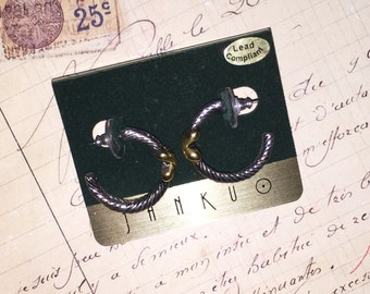 Vintage Jankuo Earrings