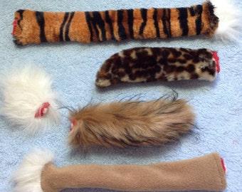 Catnip Cat Toy,  Critter Tails,  Cat Toys,  # Cat Toys