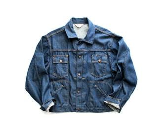 1970's Chambray Denim Jacket
