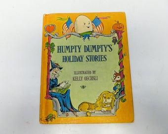 Humpty Dumpty's Holiday Stories - 1973