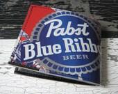 Pabst Blue Ribbon Wallet