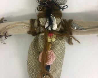 Urban Voo Doo Doll Handmade