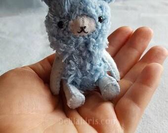 PDF Teddy Bear Pattern * Miniature Jointed Teddy Bear Sewing Pattern * Make Mini Teddy Bears With This Printable Pattern