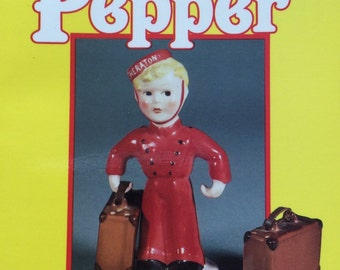 Vibrant Vintage Paperback, Salt & Pepper R
