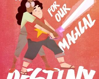 Steven Universe & Connie: Magical Destiny