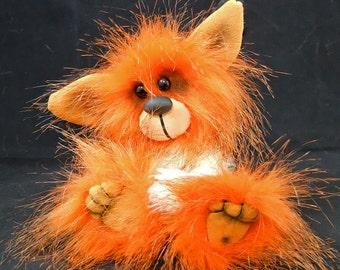Tonks a 5.5 inch a collectable OOAK Artist Bear by Bears of Bath
