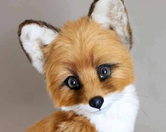 Fox Trish  (Made to order)