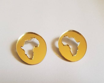 NEW! Abstract Africa -LIMITED QUANTITY