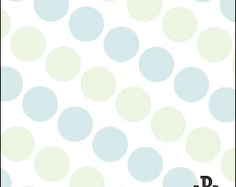Polka Dot Sticky Note