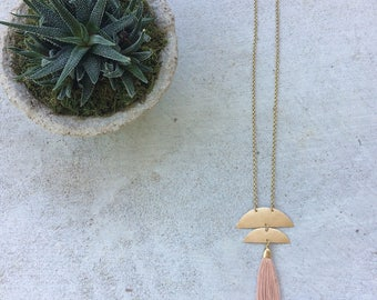 L U N A R  necklace