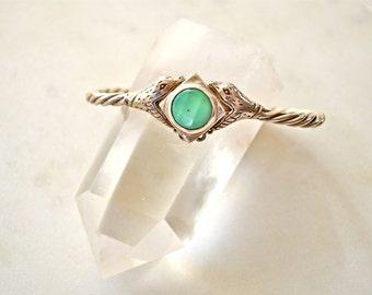 Cosmic Mingle Cuff by Heart Majestic   Opal Cuff   Snake Cuff   Yin and Yang   Snake Jewelry   Cosmic Jewelry   Opal jewelry   Snake Bangle