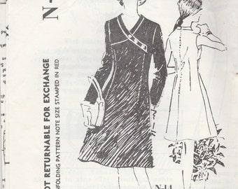Duchess of Windsor Dress Pattern Spadea N-14 Size 12 Uncut
