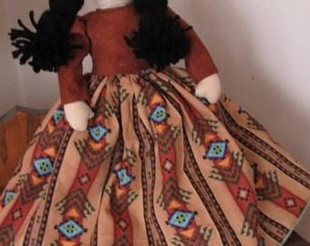 Doll, Topsy Turvy