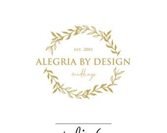 Custom Business Logo-Interior Design Logo-Business Branding