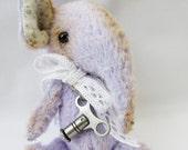 Artist Bear Ellie the Elephant