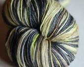 Basic Sock Yarn. – shade: In the World Like This