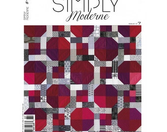 Simply Moderne #7 - Quilt Magazine