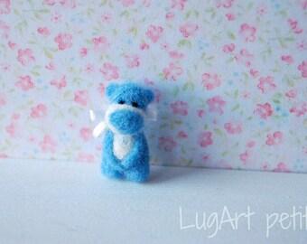 A tiny sweet bear.