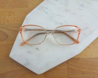 Women's Apollo Eyeglasses Frames | Vintage Glasses | Vintage  Frames | Model 6696