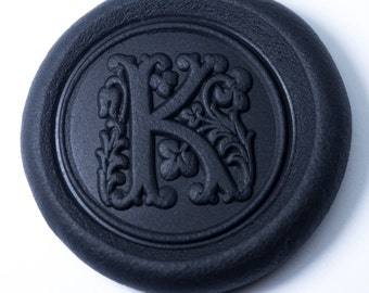 Wax Seal Stamp Set | Classic European Font Set 1 | Letter Initial Stamp | Sealing Stamp | Invitation Seal