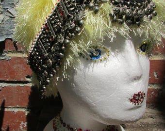 Tribal Headdress Colorful Summer Wear