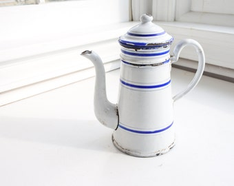 Antique Enamelware