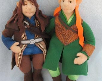 OTP Custom Doll Pair