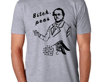 Science Gift for Genetics Students - Biology Gift for Men (Bill Nye is a fan of this shirt)