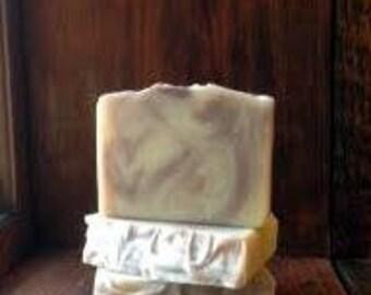 Lilac: Vegan soap, Palm Oil Free soap, Artisan soap, Cold Process soap, Handmade Soap