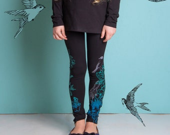 Early Bird - children leggings