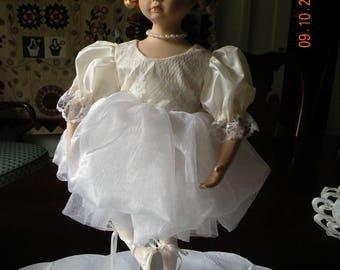 Keepsake Ballerina Doll - Gorgeous