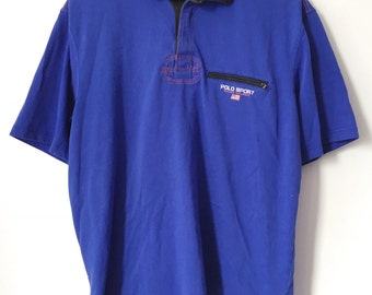 vintage polo sport polo mens size large