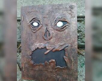 Ash Vs Evil Dead Necronomicon Storage Book Resin Horror Prop Handmade Book Box Fan Art Collectible