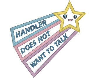 Handler Does Not Patch