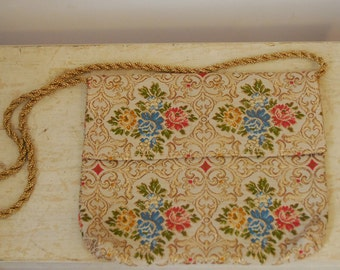Small Brocade Purse - Late 70s/Early 80s