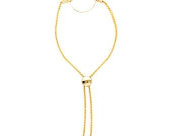 14k Gold Engravable/Personalized Bolo Disk Bracelet/Anniversary/Bridal/Wedding/Birthday