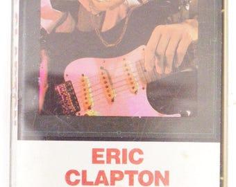 Vintage 80s Eric Clapton Timepieces The Best of Eric Clapton Compilation Album Cassette Tape