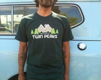 Twin Peaks (Unisex Tee)