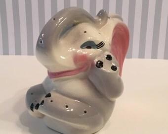 Mid-Century Elephant Figurine