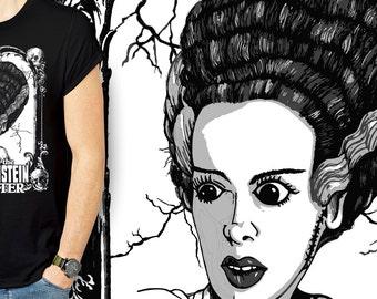 The Bride of the Frankenstein Monster