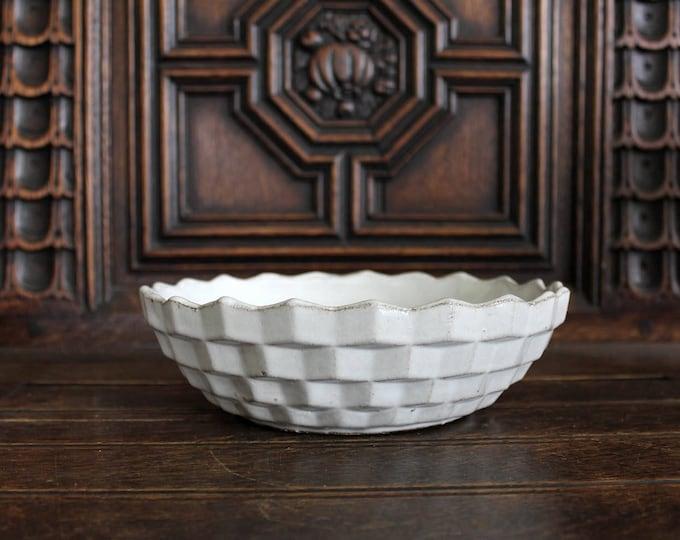Cubist Pasta Bowl