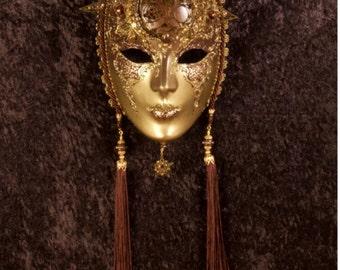 Venetian Mask | Helios