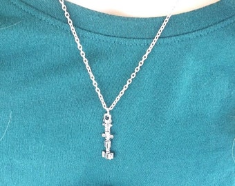 Dr. Who Sonic Screwdriver Necklace